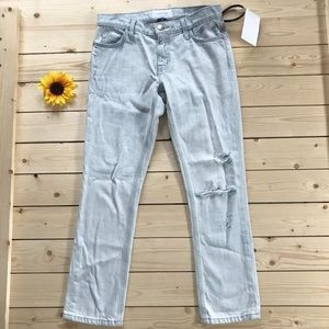 Current//Elliot Distressed Jeans NEW